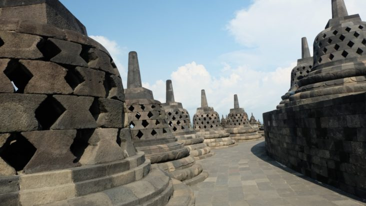 borobudur indonesia - an image part of Bromo Ijen Tour From Bali Kuta Or Legian