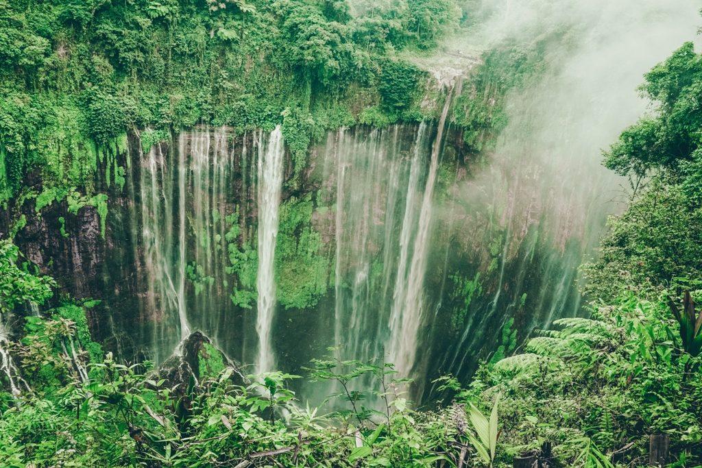 Mount Bromo Ijen Crater Tumpak Sewu Waterfall Tour From Bali 4d3n Yogyakarta Tour Bali Packages Bromo Ijen Tour Borobudur Prambanan